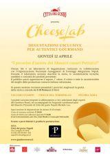 Degustazioni guidate: Il 12 Aprile il primo Cheese Lab con i PecoriniLaziali!